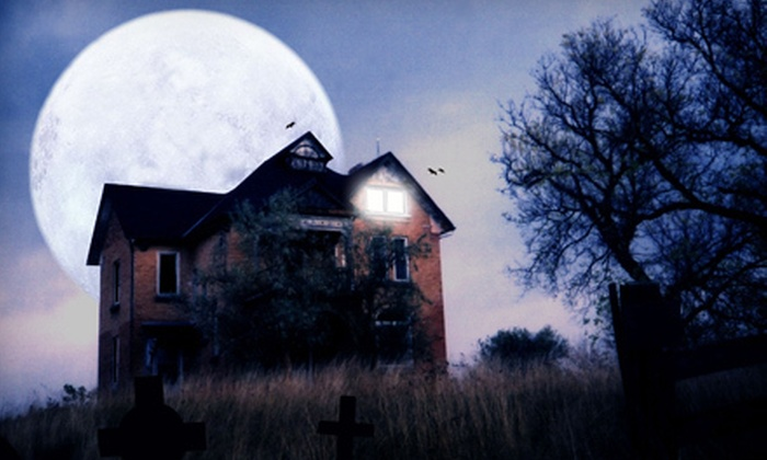 Mr. Pumpkin - Niagara Falls: Haunted-House Tour for Two or Four at Mr. Pumpkin (Up to 52% Off)