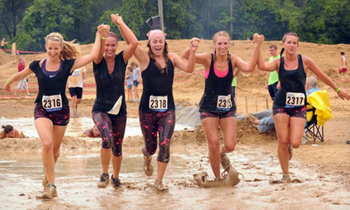 Mud Crusade - Tara Place Condominium At Atlanta Motor Speedway: $34 for Entry for One in 5K Obstacle Race from Mud Crusade on Saturday, September 15 ($70.92 Value)