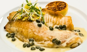 $33 For A French Dinner For Two With Unlimited Wine At Bistro 1902 (up To $81.90 Value)