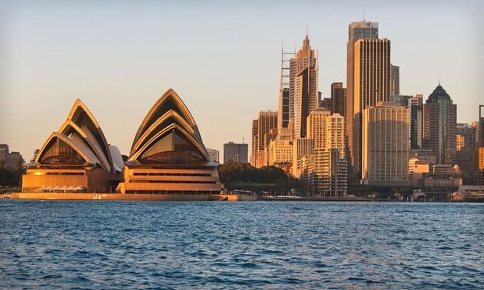Australia and Fiji Self-Driving Tour with Airfare - Sydney and Sonsali Island Resort: 11-Day, 8-Night Tour of Australia and Fiji, with Airfare, from Pacific Holidays