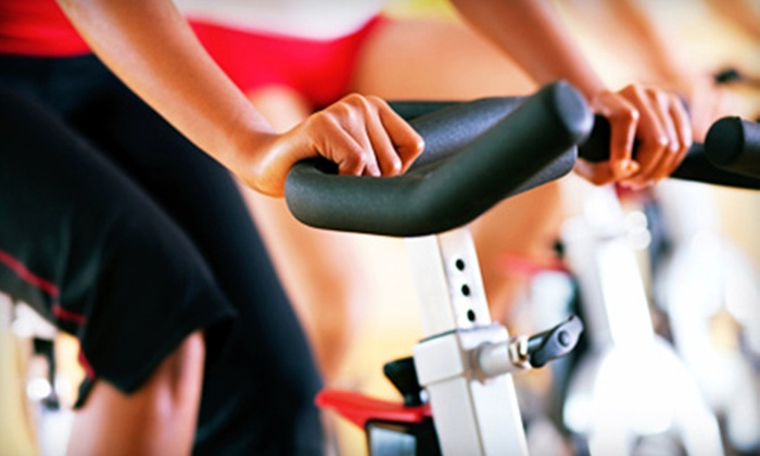 Mediterranean Fitness - Montville: One- or Three-Month Gym Membership with Unlimited Fitness Classes and Childcare at Mediterranean Fitness (Up to 78% Off)