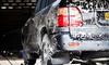Robo Wash LLC - Tempe: Three Whole Hog Washes or 60 Days of Express Washes at Hog Wash Express (Up to 52% Off)