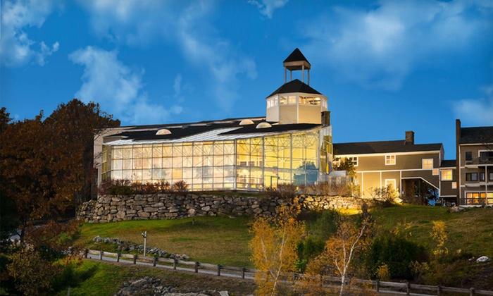Steele Hill Resorts - Sanbornton, NH: Two-Night Stay at Steele Hill Resorts in Sanbornton, NH