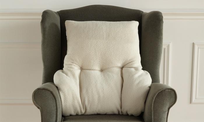 Diana Cowpe (UK) SOR: Fleece Lumbar Support Cushion from 14.99 (Up ...