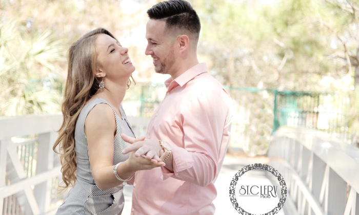 St.Clerv Photo - Fort Lauderdale: $25 for $300 Worth of Engagement Photoshoot at St.Clerv Photo