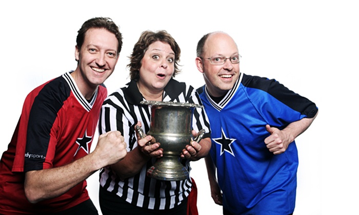 CSz-Houston - Holiday Inn Houston-West Energy Corridor: ComedySportz Match! for One or Two at Holiday Inn Houston-West Energy Corridor (Up to 51% Off)