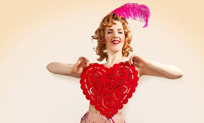 image for Private Burlesque Lesson for Up to Two or an Eight-Week Burlesque Course for One at Vaudezilla (Up to 59% Off)