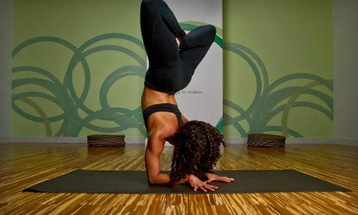 360 Energy in Motion - Brickell: $80 Worth of Fitness Classes