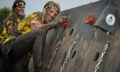 Spartan Race: 23–24 June in Aston Down, 14–15 July in Market Harborough or 15–16 September in Perth (Up to 25% Off)