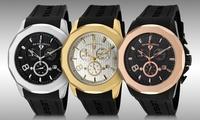 GROUPON: Swiss Legend Men's Chronograph Watch Swiss Legend Men's Chronograph Watch