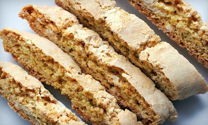 Two Papas Biscotti Company - North Smithfield: $15 for $30 Worth of Handmade Biscotti at Two Papas Biscotti Company in North Smithfield