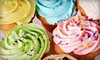 Beyond Cakes - Forks: Two Dozen Standard Cupcakes or One Dozen Gourmet Cupcakes at Beyond Cakes (Up to 53% Off)