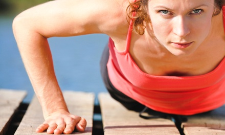 14- or 28-Day Slim-Down Camp or 6-Week Boot Camp at Orlando Fit Body Bootcamp (Up to 84% Off)