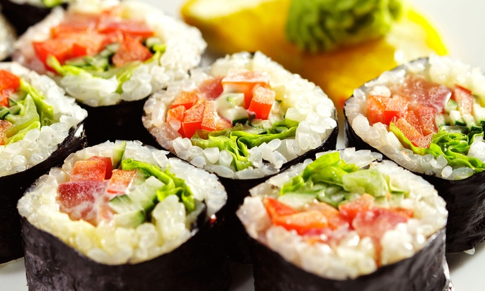 Spicy Tuna - Holland: $9 for $15 Worth of Sushi and Asian Cuisine for Lunch at Spicy Tuna