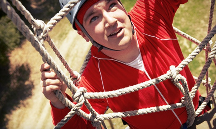 The Scorpion Warrior  - Summerlin: One, Two, or Four Race Entries to The Scorpion Warrior Extreme Obstacle Course (Up to 70% Off)