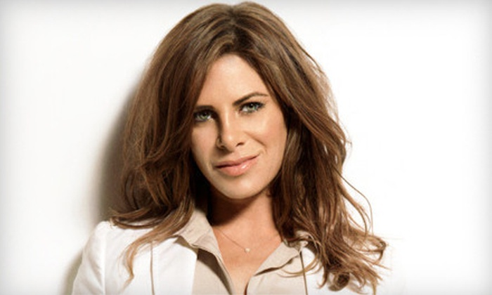 """Jillian Michaels: Maximize Your Life"" - King Center for the Performing Arts: Jillian Michaels: Maximize Your Life Event for Two at King Center for the Performing Arts on April 19 (Up to $50 Value)"