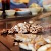 Repas japonais en 6 services pour 2 ou 4