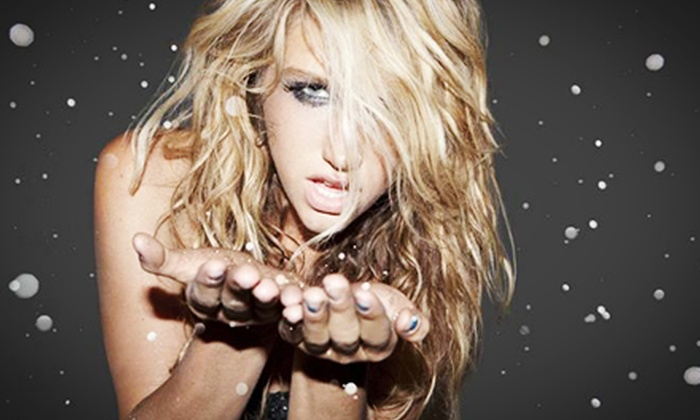 Ke$ha - The Ryan Center: Ke$ha Concert for Two on at The Ryan Center on September 25 at 8 p.m. (Up to 51% Off)