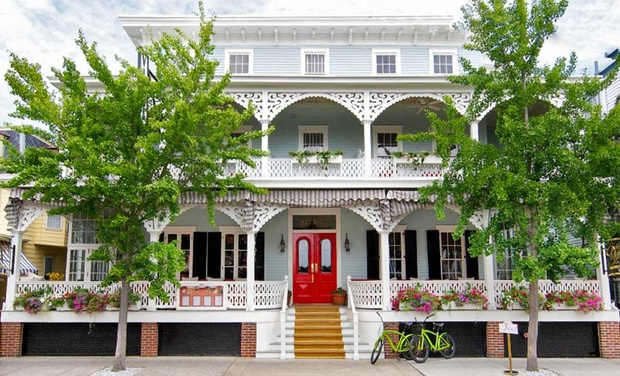 The Virginia Hotel - Cape May, NJ: Stay at The Virginia Hotel in Cape May, NJ, with Dates into December