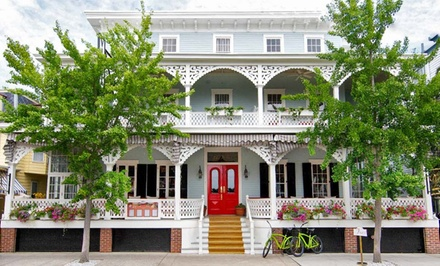 Classy Hotel with Farm-to-Table Food on Jersey Coast