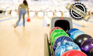 Felix Bowling: Amerikanisches All-you-can-eat-Buffet für Zwei, Vier oder Sechs inkl. 2 Bowlingrunden bei Felix Bowling