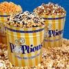 57% Off Gourmet-Popcorn Tins