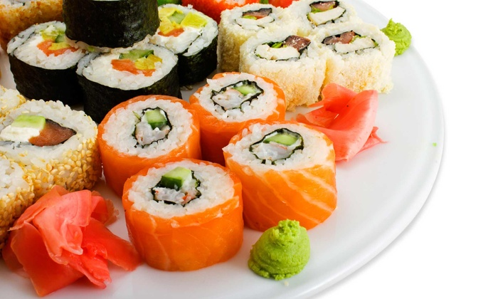 Lime Maki House - Centreville: Sushi and Japanese Food at Lime Maki House (Up to 50% Off). Four Options Available.