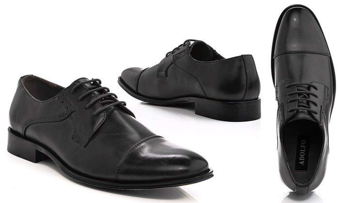Adolfo Euro Men's Oxfords (Sizes 7.5, 8, 8.5)