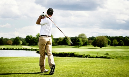 18-Hole Round of Golf for One, Two, or Four at Emerald Hills Golf Club (Up to 50% Off)