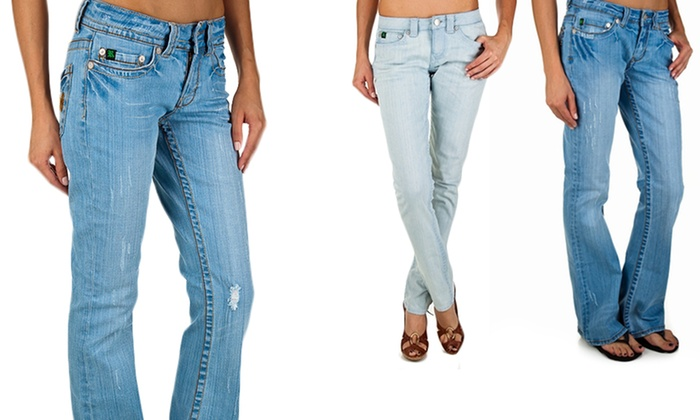 REUSE Jeans Light Wash Denim: REUSE Jeans Light Wash Denim. Multiple Styles Available. Free Shipping and Returns.