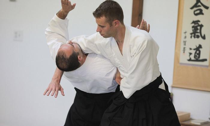 Zenshinkai Aikido of Mahopac - North Stamford: $25 for $100 Worth of Martial-Arts Lessons — Zenshinkai Aikido of Mahopac