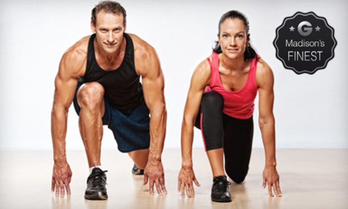 Fit Fun Bootcamps with Dustin Maher - Multiple Locations: $99 for a Six-Week Boot Indoor Camp with a 21-Day Eating Plan from Fit Fun Bootcamps with Dustin Maher ($325 Value)