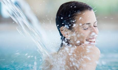 Circuito de spa guiado para dos personas por 16,95 € y con masaje por 29,95 € Oferta en Groupon