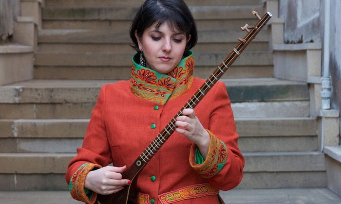 """Mehregan – Celebrating Women of the Middle East"" - Massry Center for the Arts: Mehregan – Celebrating Women of the Middle East at Massry Center for the Arts on September 12 (Up to 47% Off)"