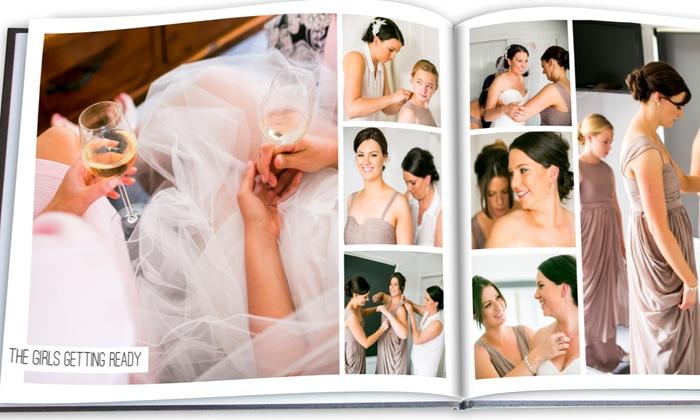 Livre photo personnalisable, format au choix avec Photobook Shop dès 1,99 € (jusqu'à 88% de réduction)