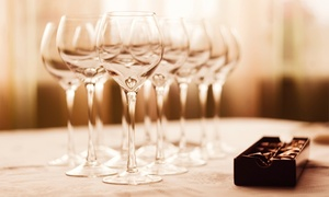 Wine Tasting, Chocolates, And Take-home Bottles Of Wine For Two Or Four At Deluna Wine (50% Off)
