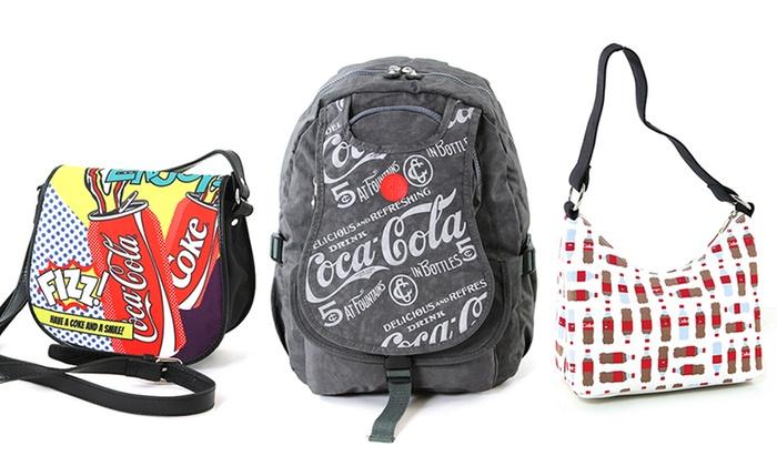 5000edb53fba Coca-Cola Totes Bags and Wallets | Groupon Goods