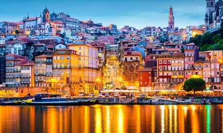 Oporto: 2 o 3 noches para 2 con desayuno, crucero, cata de vinos y otras actividades en el Park Hotel Porto Valongo
