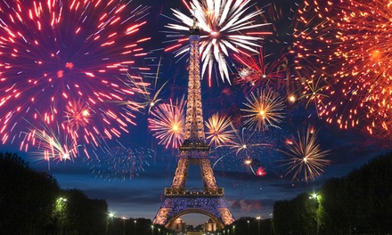 New Year's Eve Vacation in Paris with Airfare from go ...