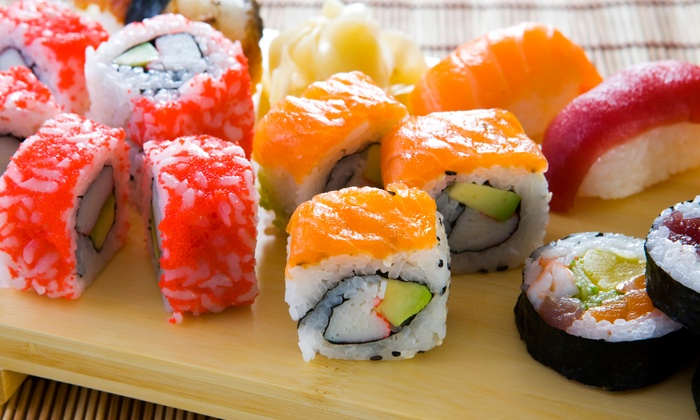 Tangerine Fusion & Sushi Bar - Windsor Forest: $15 for $30 Worth of Pan-Asian Dinner Cuisine at Tangerine Fusion & Sushi Bar