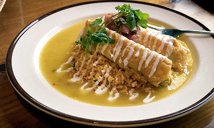 El Jardín Restaurant - Live Oak: $23 for $40 Worth of Mexican Cuisine and Drinks for Two or More at El Jardin Restaurant