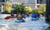 Wateriders Kayak Tours & Rentals - Riverwalk: Classic Architecture/Historical Kayak Tour or Shady Chicago Kayak Tour for Two or Four from Wateriders (50% Off)
