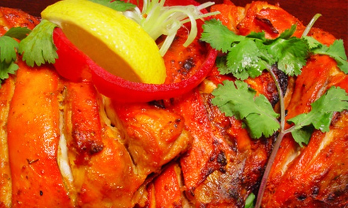 Mt Everest Restaurant - Downtown Toronto: $20 for $40 Worth of Indian and Nepalese Cuisine at Mt. Everest Restaurant