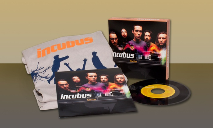 Incubus Limited-Edition Collector's Box: Incubus Limited-Edition Collector's Box