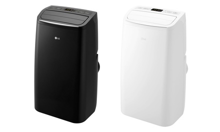 LG 8,000-14,000 BTU Portable Air Conditioner with Remote (Refurbished)