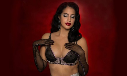 Pasión Burlesque at Teatro de Bellas Artes on Saturday, April 19, at 11:30 p.m. (Up to 45% Off)