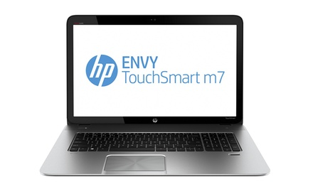 "HP Envy 17.3"" 1080p HD Touchscreen Notebook PC with Intel Core Processor (Manufacturer Refurbished)"