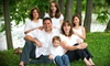 Smile America Portriats (Previously: Portrait Scene) - Multiple Locations: $29 for a Family Outdoor Portrait Session with Prints from Portrait Scene ($149 Value)