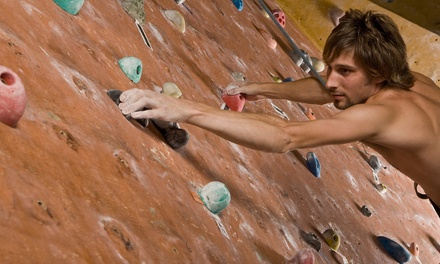 Introductory Rock-Climbing Experience for Two or Four at RockVentures (Up to 41% Off)