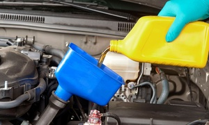 Precise Auto Service: One or Three Regular or Synthetic Oil Changes at Precise Auto Service (Up to 65% Off)